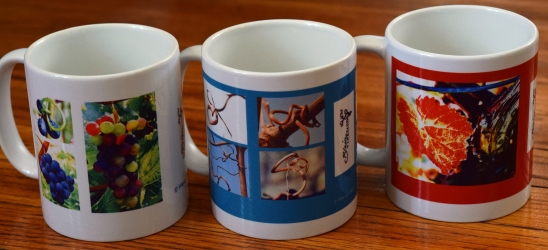Photo Mugs Trio